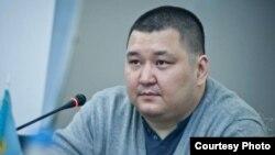 Transparency Kazakhstan ұйымы қамқорлық кеңесінің төрағасы Марат Шибұтов.