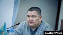 Марат Шибутов, председатель попечительского совета «Транспаренси Казахстан».