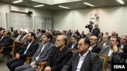 Mahmud Ahmadinejad na sastanku 9. i 10. iranske vlade, 07. septembar 2009.