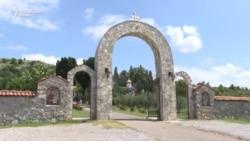 Ruski sjaj u podgoričkom manastiru