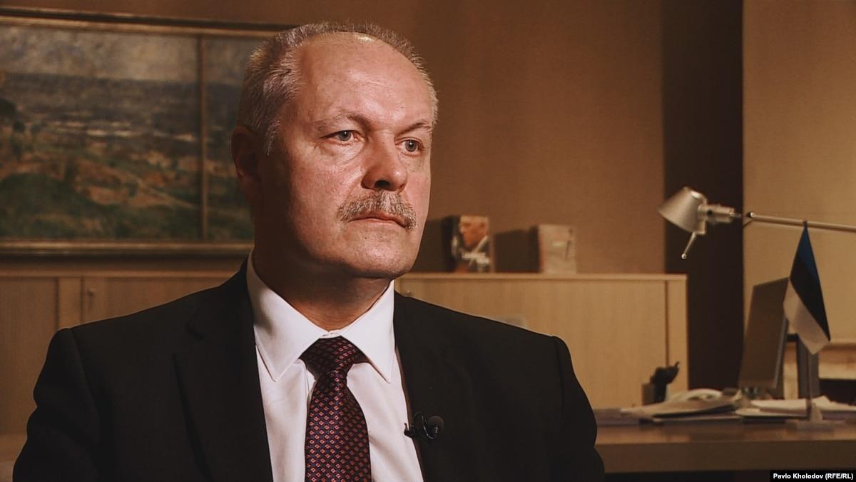 «Россия понимает только твердую, бескомпромиссную язык» – интервью со спикером парламента Эстонии