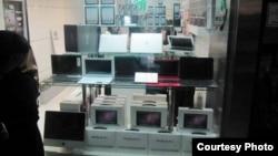 مجتمع کامپیوتر پایتخت:عکس از وبسایت پایتخت