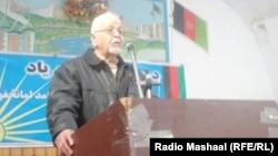 لایق: بر ضد داکتر نجیب پلان استخباراتی پاکستان بود.