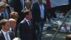 Натовп у Ніцці освистав прем'єр-міністра Франції і аплодував поліцейським