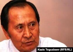 Кахарман Кожамбердиев, активист уйгурской диаспоры Казахстана.