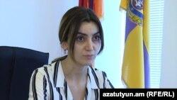 Դիանա Գասպարյան․ Մանվել Գրիգորյանը և նրա ազգականները վախի մթնոլորտ են սփռել քաղաքում