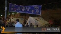 Єгипет: демонстранти проти Мурсі ночували на вулицях Каїра