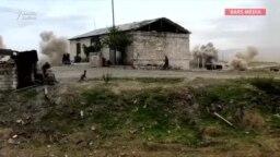 Azərbaycan ordusu Xocavənddə irəliləyir