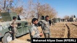 په هلمند کې د افغان ځواکونو عملیات.