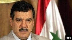 رئيس ديوان رئاسة الجمهورية نصير العاني
