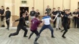 A Ukrainian-Georgian 'Dance Battle'
