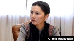 Генеральный прокурор КР Аида Салянова