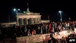 Берлин, ноември 1989