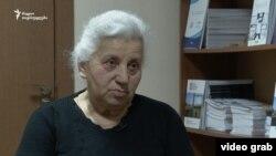 Мариам Сакварелидзе говорит, что не намерена прекращать борьбу до тех пор, пока виновного не привлекут к ответственности