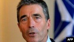 Sekretari Gjeneral i NATO-s, Anders Fogh Rasmussen