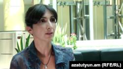 Правозащитница Заруи Ованнисян