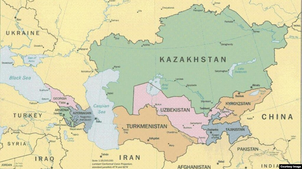 Image result for central asia""