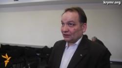 Ескендер Барієв про спробу зриву конференції кримських татар