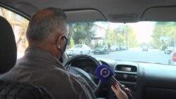 В Душанбе начались облавы на нелегальные такси