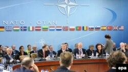 НАТО илләре һәм Украина тышкы эшләр министрлары очрашуы. 2 декабрь 2014