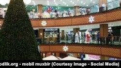 Развлекательный центр в Ташкенте.