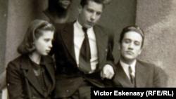 Sergiu Celibidache și prieteni de tinerețe