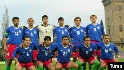 Azərbaycan millisi ötən reytinqdə 109-cü yerdə qərarlaşmışdı