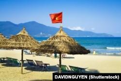 Пляжи Дананга стали известны в мире со времен Вьетнамской войны в XX веке