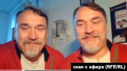 """Братья Капрановы в эфире """"Лицом к событию"""""""