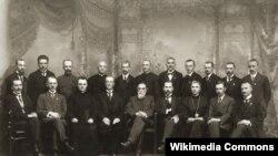 Літоўская Рада (Тарыба), якая ў 1918 годзе абвясьціла аб аднаўленьні дзяржаўнасьці Літвы