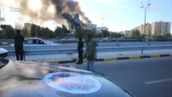 Ҳамлаи маргталабон ба қароргоҳи вазорати умури хориҷии Либия