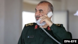 IRGC chief Hossein Salami