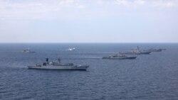 Британия поможет. Новые военные базы для Украины | Крымский вечер