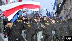 Милиция была настроена на жесткий разгон акции протеста, считают ее участники