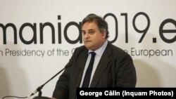 Socialistul Claude Moraes, președintele Comisiei LIBE.