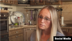 Наталья Липская. Скриншот видео ЛенТВ24