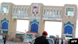 چمن د افغانستان او پاکستان ترمنځ پوله