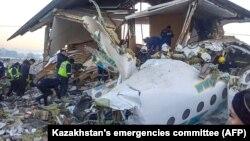27 грудня в Казахстані внаслідок катастрофи пасажирського літака авіакомпанії Bek Air загинули 12 людей