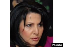 Armenia - Businesswoman Silva Hambardzumian, undated