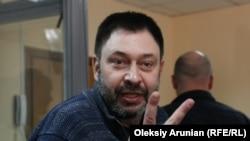 Кирило Вишинський заперечує всі звинувачення