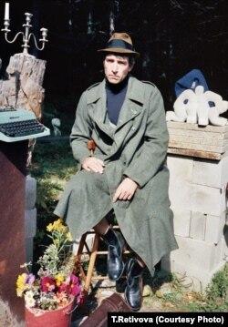 Sasha Sokolov, Vermont, 1985.