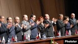 Армения - Съезд партии «Оринац еркир», 12 декабря 2009 г.