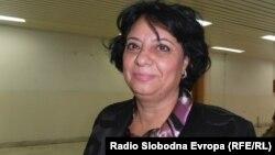 """Марина Манојловска директорка на """"Браќа Миладиновци"""" од Куманово."""