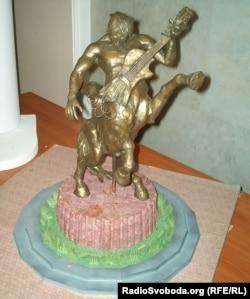 Таким хотів би бачити пам'ятник Висоцькому одеський мер