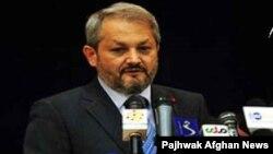 فیروزالدین فیروز وزیر صحت عامه افغانستان
