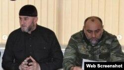 """Скриншот с инстаграм """"ЧП-Чечня"""""""