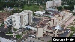 Сибирь федералдык университети.