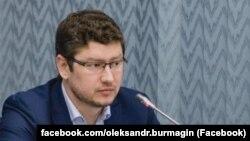 Олександр Бурмагин.