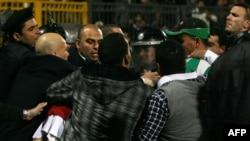 Sukobi na stadionu