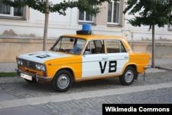 """До """"бархатной революции"""" чехословацкая полиция использовала автомобили """"Жигули"""""""